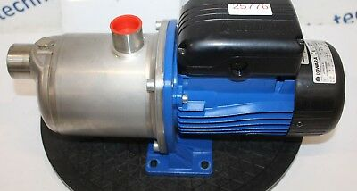 Lowara 2hm56t/a 2f Centrifugal Pump Water Pump Stainless Steel Pump 0,55 Kw