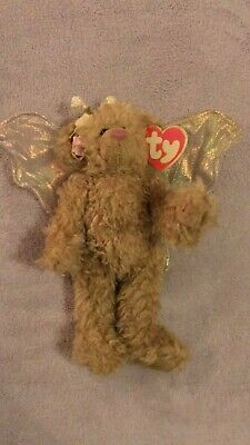 TY Attic Treasures Collection - RAFAELLA THE BEAR - Retired1993 - With tags.