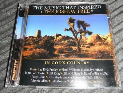 In God's Country - The Music That Inspired The Joshua Tree (CD 2003) UNCUT