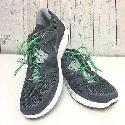 782dc3bd8 Nike Lunarglide+ 3 Breathe Sz 9 Dark Gray Metallic Cool Grey-Wolf Running  Shoes