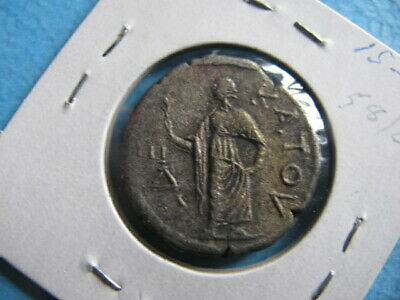 Greek (450 Bc-100 Ad) Cooperative Ptolemy Ar Tetradrachm To Enjoy High Reputation At Home And Abroad
