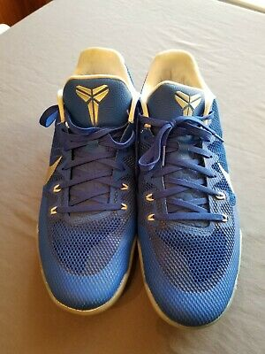 premium selection 06f62 46e69 25 Nike Kobe XI TB Promo 856485-441 Game Royal Basketball Shoes Men s 14