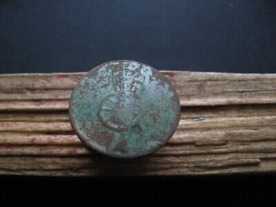 Greek Hoplite Ancient Hellenistic Bronze Military Insignia 200-50 B.c.