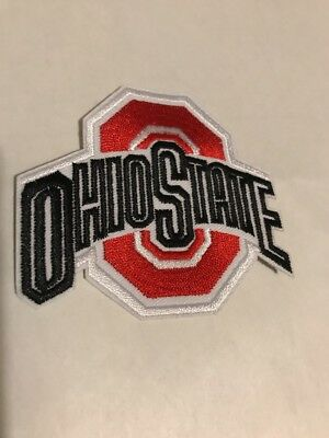 """The Ohio State Buckeyes 3 1/4"""" Patch"""