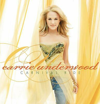 Carrie Underwood         -        Carnival Ride             -       New Cd