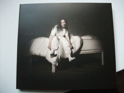 Billie Eilish, When We All Fall Asleep..., 2019 CD - FINAL LISTING PRICE