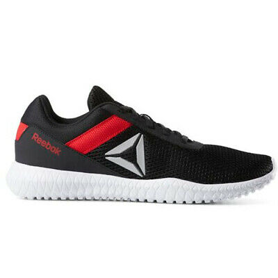 Reebok DV4777 Men Flexagon Energy Running shoes black silver red sneakers