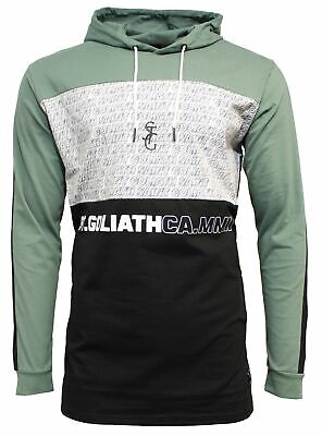 St Goliath Hozier L/S Hooded Tee - RRP 69.99 - FREE POSTAGE - SALE SALE SALE