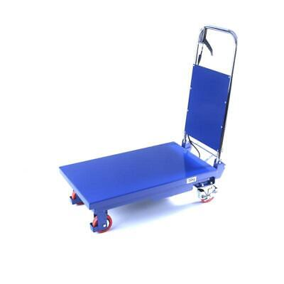 Hydraulic mobile lifting table - Platform truck - 150 kg-Lift height:740mm