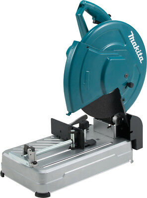 Makita Lw1400/1 355Mm Portable Cut-Off Saw 110V - With Cutting Disc!