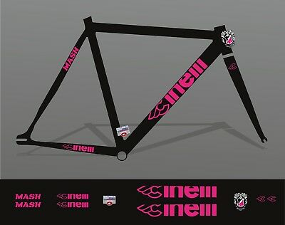 07054 Cinelli Bicycle Fork Stickers Decals Transfers