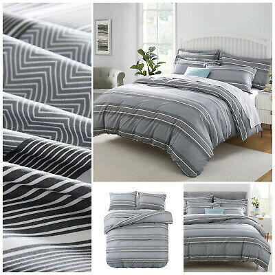 Black & Red Floral Duvet Cover With Pillow Case Vine Red Single Size Quilt Cover