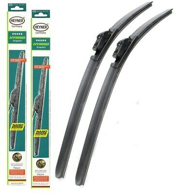 VOLVO XC60 2008-on HYBRID windscreen WIPER BLADES 26''20''