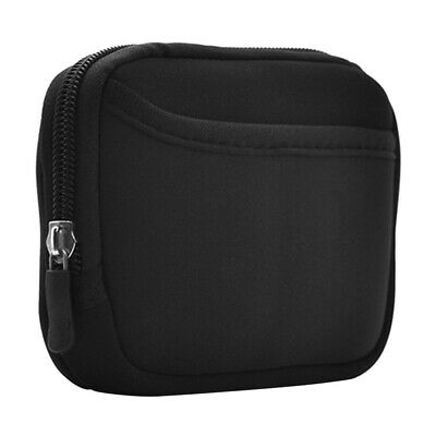 Travel Soft Portable Case for Plantronics Voyager 5200/5210 HD Bluetooth Headset