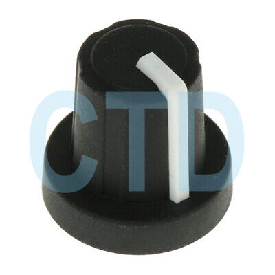 Front Panel Control Knobs for Trace Elliot GP12 SMX Bass Amp Small Size BLK/WHT
