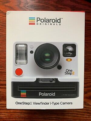 NEW Polaroid Originals OneStep 2 Viewfinder I-Type Camer (White) FAST SHIPPING