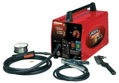 Lincoln Electric Handy Wire Feeder Core Welder Compact Portable Lightweight New