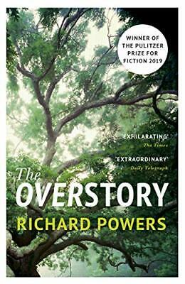 The Overstory: Shortlisted for the Man Book by Richard Powers New Paperback Book