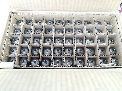 100 x PCL86 RFT MADE IN GERMANY 1970´S. NOS TUBES,  UNUSED, 100PCS.