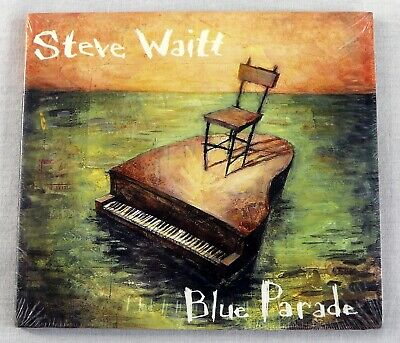 Steve Waitt 2008 Blue Parade Album CD Folk Country Music Digi 660662922142 NEW