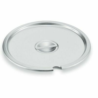 Vollrath 78200 Slotted Stainless Steel 11 Quart Inset Lid