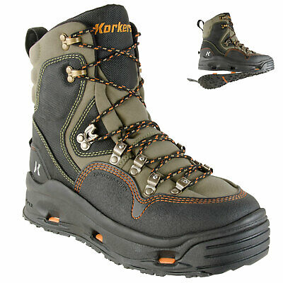 SIZE 10 KORKERS OMNITRAX V3.0 STUDDED KLING-ON RUBBER SPARE REPLACEMENT SOLES