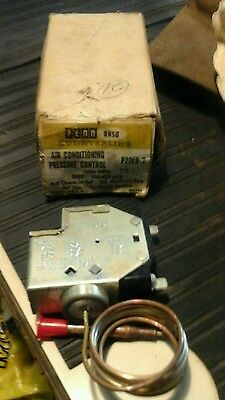 Air Conditioning Limit Control w/ SPDT Switch P20EB-2/