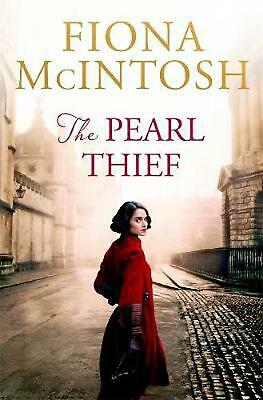The Pearl Thief by Fiona McIntosh Paperback Book Free Shipping!