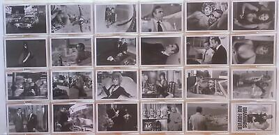 James Bond Archives Spectre Diamonds Are Forever Throwback Card Set 48 Cards