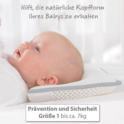 Theraline Baby Pillow Size 1 Bis Ca.7kg Präventaiton & Security