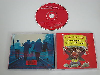 Collective Soul / Hints Allegations&things Left Unsaid (Atlantic 82596-2)