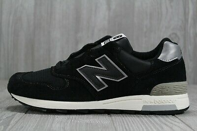 8976e8a8ccc96 NEW BALANCE 1400 Suede Running Shoes Size Mens Athletic Black White ...