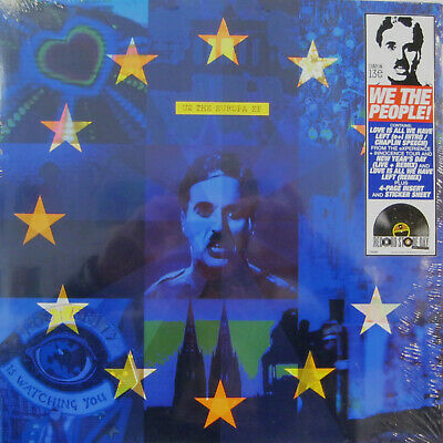 "U2 ""THE EUROPA EP""  12"" limited edition RSD sealed"