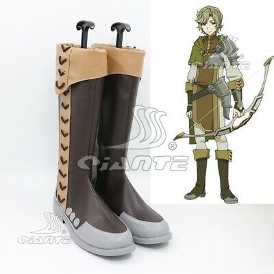 The Rising Of The Shield Hero Raphtalia Cosplay Shoes Boots Jackboots Women