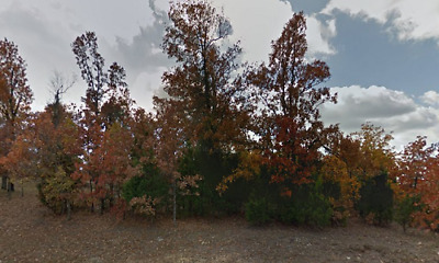 Wooded Lot near Mountain Home, Arkansas
