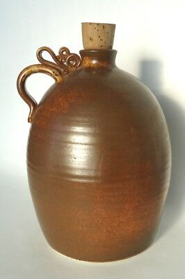 Studio Ceramic Jug Vessel by Rick Sinner