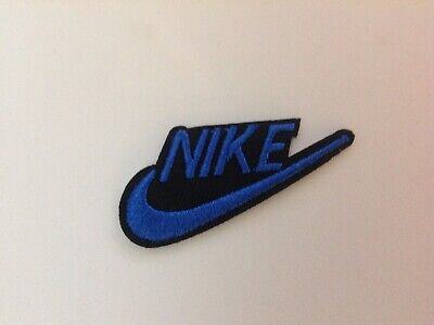 3a5e394bd8f32 NIKE SWOOSH LOGO High-Quality Embroidered Iron On Patch Corn Flower ...