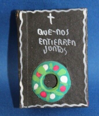 Day of the Dead Mexico  Coffin Box