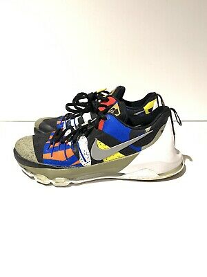 60bbadc2f309 Nike KD 8 AS All Star GS Size 6Y Shoes Multi Color Sneakers Grade School  Youth