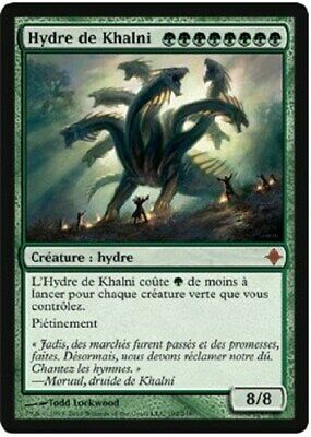 Mistcutter Hydra MTG Magic THS MRM FRENCH Hydre tranchebrume