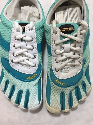 finest selection c3d0e 9374b NWT Vibram Fivefingers Speed Barefoot Womens Running Shoes Sz 37 US 6.5 7   100