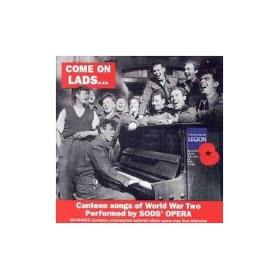Sods' Opera - Come On Lads.... - Sods' Opera CD C0VG The Cheap Fast Free Post