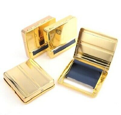 Gold Decorative Automatic Cigarette Tobacco Smoking Rolling Machine Roller 70mm