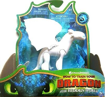 The Hidden World LIGHT FURY Figure from HOW TO TRAIN YOUR DRAGON 3