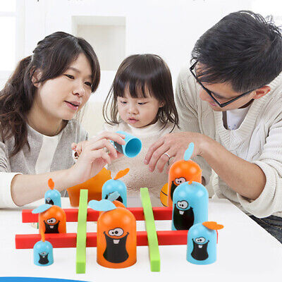 Gobblet Gobblers Chess Board Game Line Up for Family Parent-Child Party Toys