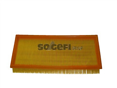 VOLVO C70 MK2 2.4D Air Filter 06 to 10 Bosch 30741485 Top Quality Replacement
