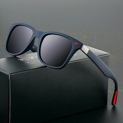 Classic Polarized Sunglasses Men Women Driving Square Frame Sun Glasses UV400