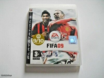 Fifa 09 2009 - Brand New & Sealed Sony Playstation 3 Ps3 Game - Free Uk Delivery