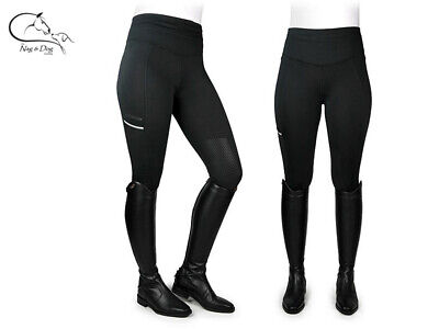 Whitaker Pellon Stretch Riding Tights Leggings High Waist Ladies FREE Delivery