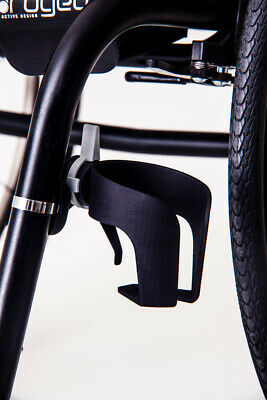 Quokka Cup / Bottle Holder For Wheelchairs Including Adapter